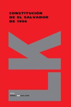 Geekmag.es Constitucion De El Salvador 1992 Image