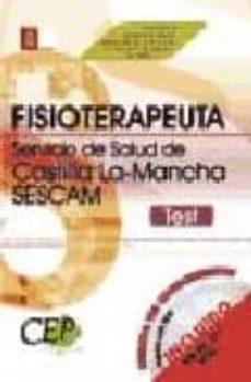 Mrnice.mx Test Oposiciones Fisioterapeuta Servicio De Salud De Castilla-la Mancha (Sescam) Image
