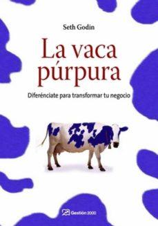 la vaca púrpura (ebook)-seth godin-9788498752311