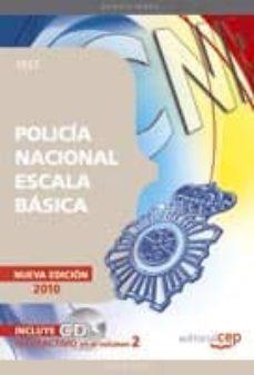Mrnice.mx Policia Nacional Escala Basica. Test Image