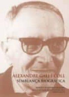 Titantitan.mx Alexandre Galí I Coll : Semblança Biogràfica Image
