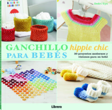 Descargas de libros de Amazon para iphone GANCHILLO HIPPIE CHIC PARA BEBÉS en español 9789089989611