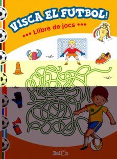 Emprende2020.es Visca El Futbol! Llibre De Jocs Image