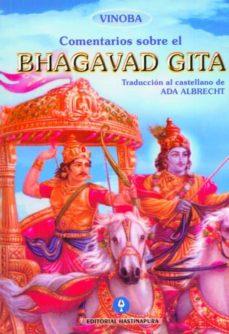 Cdaea.es Comentarios Sobre El Bhagavad Gita (3ª Ed.) Image