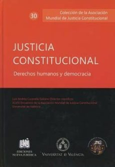 JUSTICIA CONSTITUCIONAL - LUIS-ANDRES CUCARELLA GALIANA |