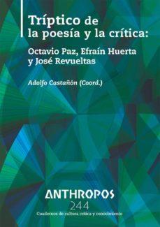 Encuentroelemadrid.es Revista Anthropos Nº 244: Tríptico De La Poesía Y La Crítica Image