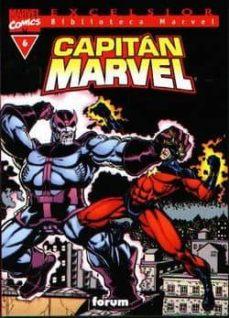 Lofficielhommes.es Capitan Marvel Nº 6 (Biblioteca Marvel) Image