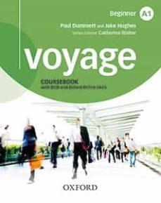 Descargar VOYAGE A1 STUDENTS BOOK + WORKBOOK /O PRACTICE PACK 2019 gratis pdf - leer online