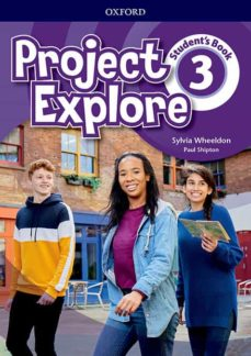 Descarga gratuita de audiolibros en italiano PROJECT EXPLORE 3 STUDENT´S BOOK 9780194255721