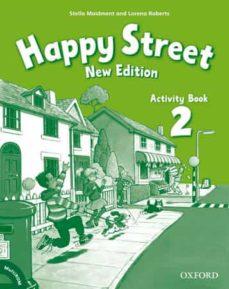 Descargando libros japoneses HAPPY STREET 2 NEW EDITION ACTIVITY BOOK AND MULTIROM PACK 9780194730921  en español de