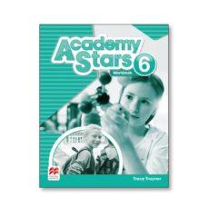 ¿Es posible descargar libros gratis? ACADEMY STARS 6 WORKBOOK (Literatura española) 9780230490321