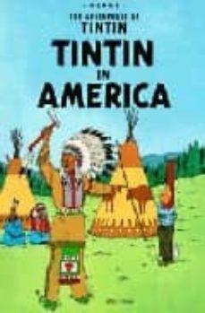 tintin in america (the adventures of tintin)-9780316358521