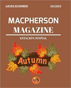 Inmaswan.es Macpherson Magazine - Estación Otoñal (2018) Image