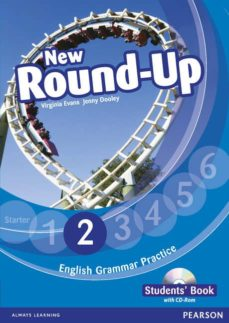 new round up level 2 students  book/cd-rom pack-9781408234921