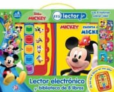 LECTOR MAGICO JUNIOR MICKEY