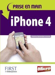 prise en main iphone 4 (ebook)-yasmina salmandjee lecomte-9782754024921