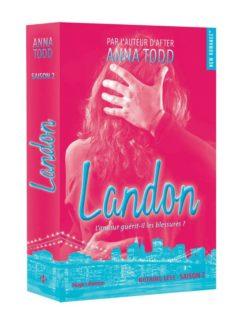 landon volume 2: between-anna todd-9782755623321