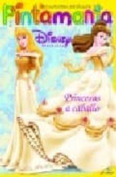 Chapultepecuno.mx Princesas: Pintamanía Rotulador Metalico: Princesas Y Caballos Image