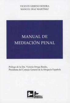 Colorroad.es Manual De Mediación Penal Image