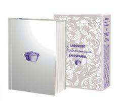 Descargas gratis de audiolibros LAROUSSE GASTRONOMIQUE EN ESPAÑOL