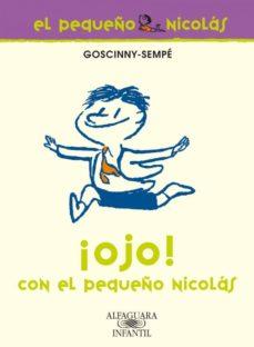 Chapultepecuno.mx ¡Ojo! Con El Pequeño Nicolas Image