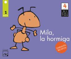 Iguanabus.es Mila La Hormiga (4 Años. 1er Trimestre) Image