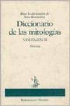 Ojpa.es Diccionario De Mitologias (Vol. 2) Image