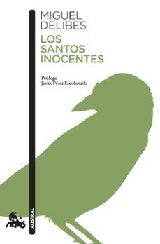Google book descargador gratuito LOS SANTOS INOCENTES  9788423353521 in Spanish de MIGUEL DELIBES
