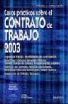 Padella.mx Casos Practicos Sobre El Contrato De Trabajo 2003 Image