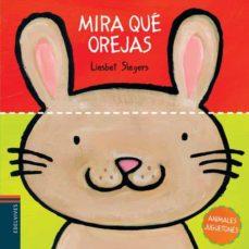 Colorroad.es Mira Que Orejas (Animales Juguetones) Image