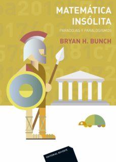 matematica insolita-b. h. bunch-9788429150421