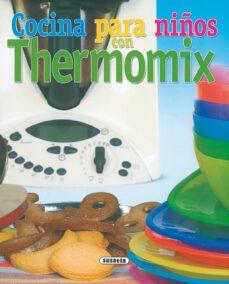 cocina para niños con thermomix-9788430558421