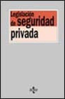 Debatecd.mx Legislacion De Seguridad Privada (3ª Ed.) Image