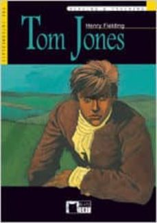 tom jones (pre-intermediate) (eso 4 - bachillerato) (incluye cd)-henri fielding-justin rainey-9788431672621