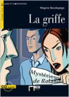 Descargar libros a iphone amazon LA GRIFFE (LIVRE + CD) 9788431691721 de LISE PASCAL ePub RTF