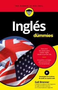 Nuevo ebook descargar gratis INGLÉS PARA DUMMIES de GAIL ABEL BRENNER (Spanish Edition) ePub PDF PDB