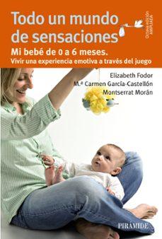 Descargas gratuitas para libros sobre kindle TODO UN MUNDO DE SENSACIONES (Spanish Edition) 9788436829921 iBook