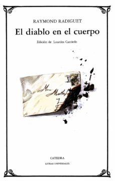 Descarga gratuita de libros electrónicos. EL DIABLO EN EL CUERPO (Spanish Edition)