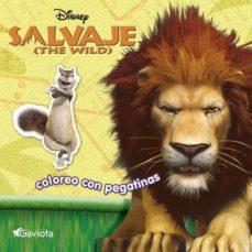 Titantitan.mx Salvaje (The Wild): Coloreo Con Pegatinas Image