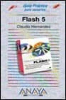 Iguanabus.es Flash 5 (Guias Practicas) (Incluye Cd-rom) Image