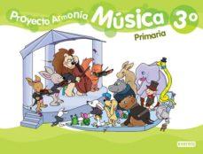 Geekmag.es Proyecto Armonia. Musica 3º Primaria Image