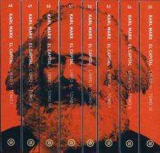 Canapacampana.it El Capital (8 Vols.) (Incluye Estudio Prelim.) (2ª Ed.) Image