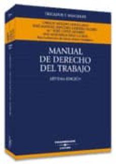 Permacultivo.es Manual De Derecho Del Trabajo (5ª Ed.) Image
