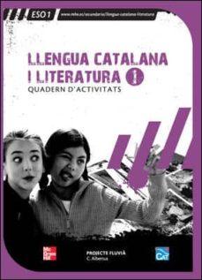 Garumclubgourmet.es Llengua Catalana I Literatura 1r Eso Quadern De L Alumne Image