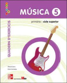 Encuentroelemadrid.es Musica 5º Primaria Quadern De L Alumne Image