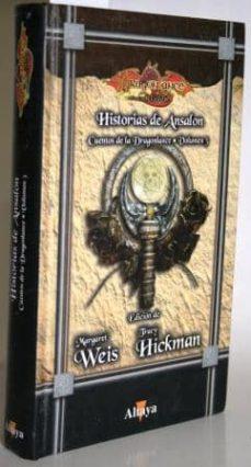 Trailab.it Historias De Ansalon. Cuentos De La Dragonlance. Volumen 3 Image