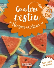 Inmaswan.es Quadern D Estiu 2 Eso. Llengua Catalana Image