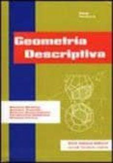 Descargar GEOMETRIA DESCRIPTIVA gratis pdf - leer online