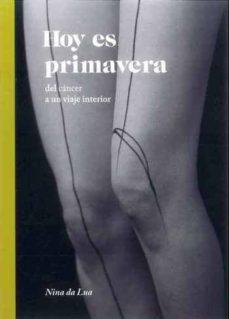 Inmaswan.es Hoy Es Primavera: Del Cancer A Un Viaje Interior Image