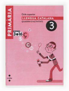 Geekmag.es Llengua Catalana Quadern D Activitats 3 Projecte 3.16 5º Primaria Image